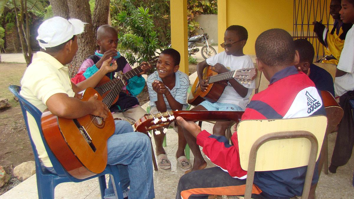 Lesson de Guitar