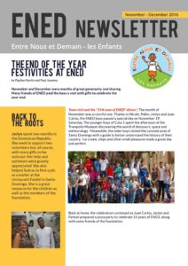 ENED Newsletter