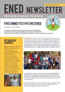 ENED Newsletter